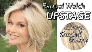 Download lagu Raquel Welch UPSTAGE Wig Review | SHADED BISCUIT RL19/23SS | Plus compare a SISTER STYLE Option! MP3