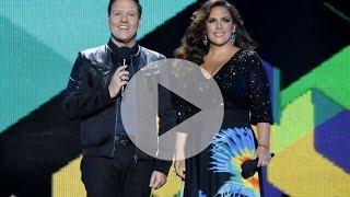 Opening of Premios Tu Mundo 2015 on Telemundo
