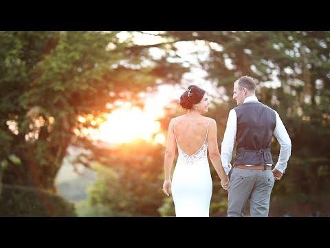 Samantha and Simon Wedding Highlight Beaconside House