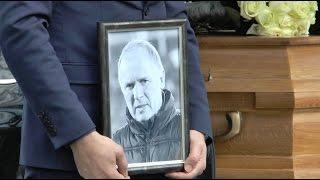 Rodzina, przyjaciele i kibice żegnają Andrzeja Biedrzyckiego