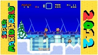 Frozen City | Super Mario World Hack