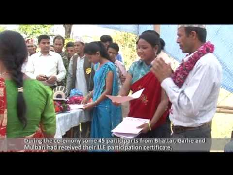 Share and Care Nepal Thanks giving event