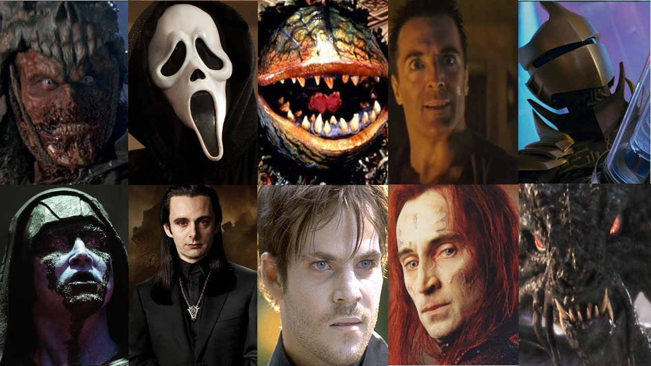Defeat of My Favorite Movie Villains Part VIII