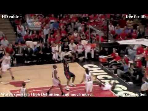 NBA Playoffs Bulls vs Cavaliers Game 3 Recap 04/22/2010