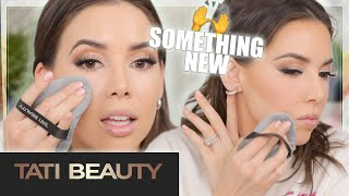CAN IT REALLY DO YOUR WHOLE FACE?? PUTTING TATI BEAUTY'S NEW BLENDIFUL