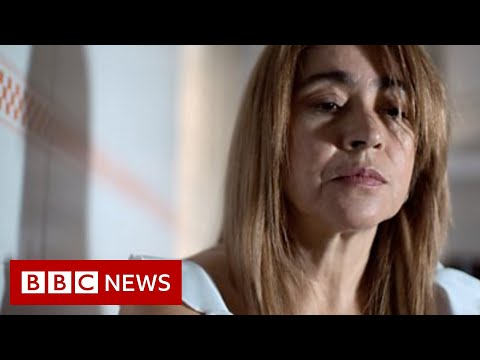 Spain lockdown: How domestic workers became prisoners - BBC News