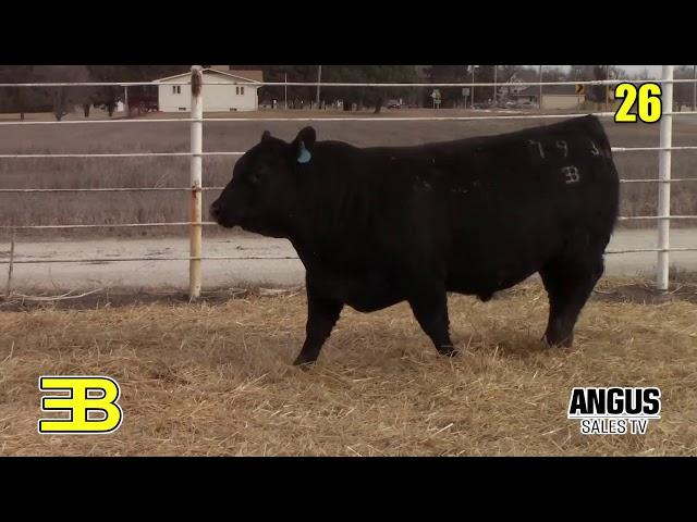 Benoit Angus Lot 26
