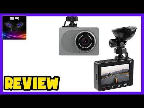 YI Car Dash Camera (ADAS, Loop Record & More) - REVIEW And TESTING
