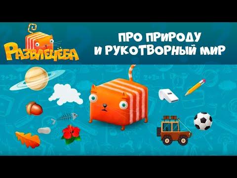 """Кот Кубокот и """"Развлечёба"""" на СТС Kids! Серия 4"""