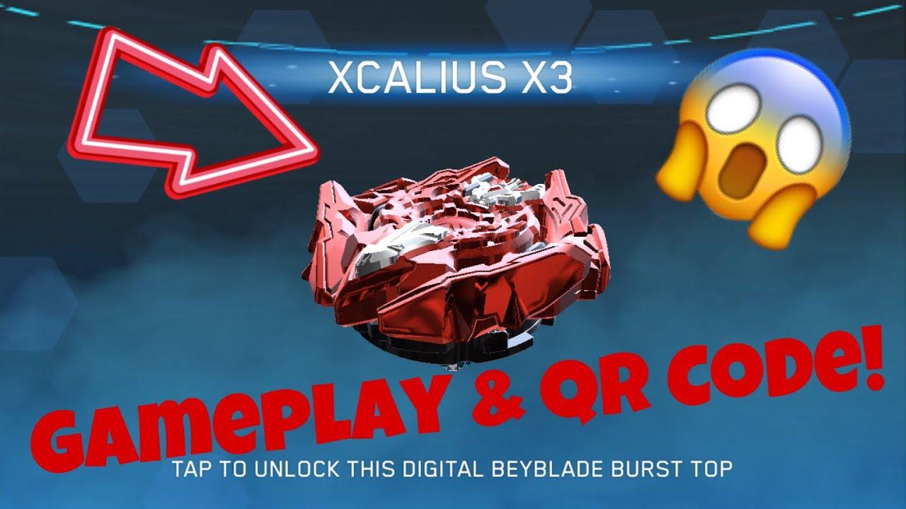 Pegasus Beyblade Qr Code