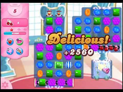 Candy Crush Saga Level 2983 - NO BOOSTERS