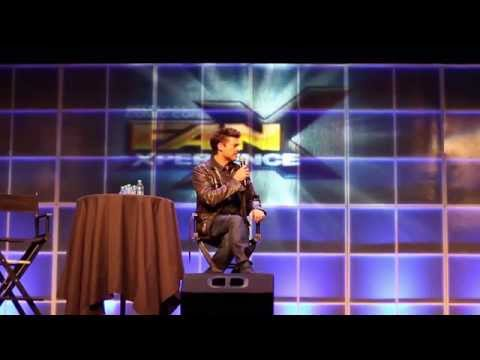 Karl Urban Panel - Salt Lake City Comic Con FanX 2014