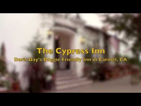 the cypress inn carmel by the sea california youtube. Black Bedroom Furniture Sets. Home Design Ideas
