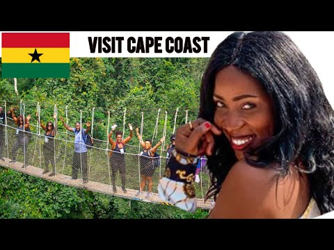 10 AMAZING PLACES TO VISIT IN CAPE COAST, GHANA 🇬🇭