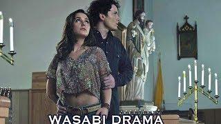 【哇薩比抓馬】小伙開了陰陽眼能看見亡靈,對女孩說「你有危險,和我在一起才能解除」《小鎮怪客托馬斯》Wasabi Drama