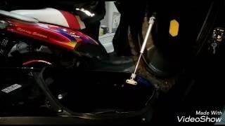 Cara Memasang Hidrolik Pada motor Vario
