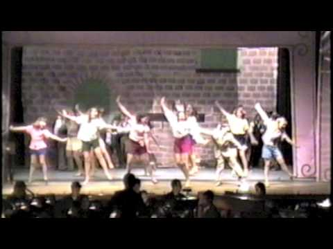 Sean McLeod  Musical Theater Choreography  Middle School  42nd Street Opening