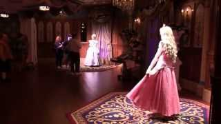 A look inside Princess Fairytale Hall in New Fantasyland at the Magic Kingdom