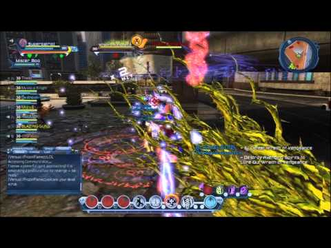 DC Universe Online I'm OUT with a Vengeance