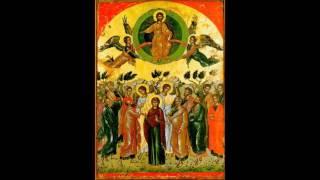 عيد الصعود - نشيد والدة الإله - اياك نعظم باتفاق الرأي