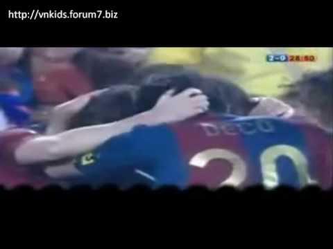 Top goals of Kaka, CR9, Messi, Ronadinho & Ronaldo