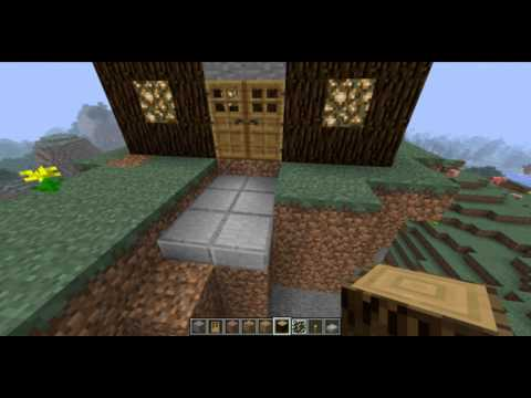 Minecraft Quality Test - Using Geforce 520 Graphics Card