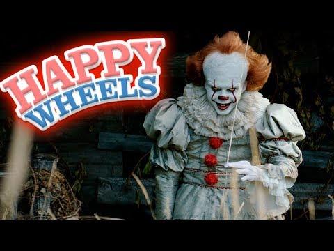 EL NIVEL IT (Eso)  - Happy Wheels