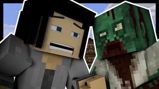 Minecraft Dreams - THE WALKING DEAD! [Part 3] | Custom Roleplay
