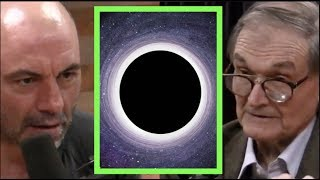 Sir Roger Penrose on Blackholes and The Big Bang | Joe Rogan