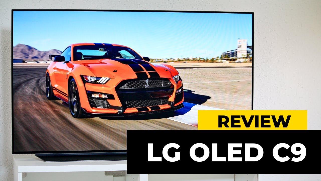 Review TV LG OLED C9 - Análisis en detalle