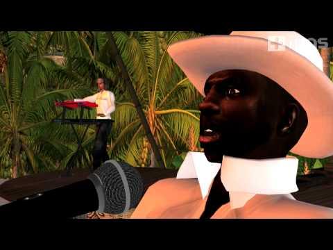 Mory Kante &  Loverush - Yeke Yeke 2011 (Official Video)