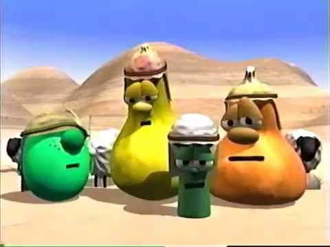 """VeggieTales - """"Dave and the Giant Pickle"""""""