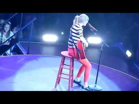 Taylor Swift Forever & Always RED TOUR