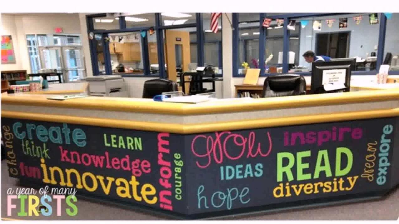 Classroom Decoration Ideas For Grade 5 ~ Diy high school classroom decor youtube