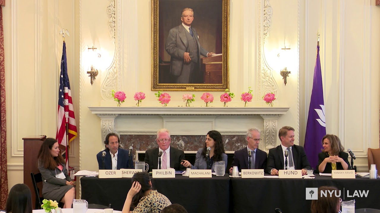 Workplace Harrassment panel from NYU Law's 71st Annual Conference on Labor