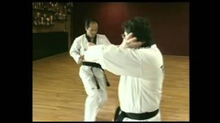 Taekwondo WTF. Самооборона. Han Bon Kieurougi. 4-й.