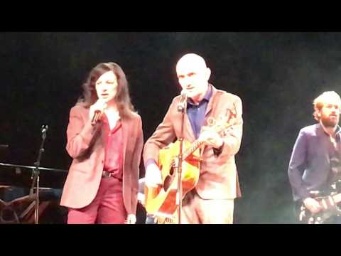 Ancient Rain preview featuring Paul Kelly and Camille O'Sullivan