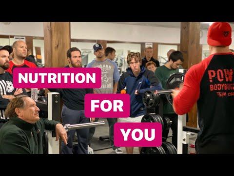 Mike O'Hearn Explains Eating Healthy  VS Eating Right thumbnail