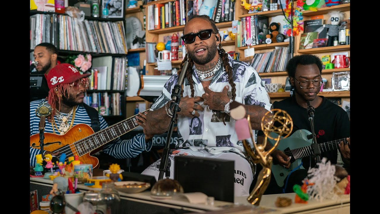 Download Ty Dolla $ign Pays Tribute To Mac Miller At The Tiny Desk