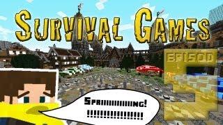 survival games avsnitt 5 svenska jakt lagg och tjaaaaaa