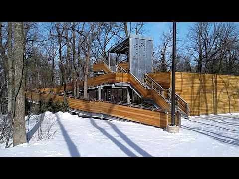 Winnipeg Today | 43 | The Toboggan in St Vital park