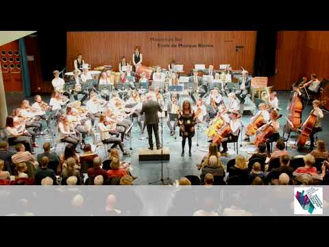 JSOB Konzert in Landeron am 14. Januar 2018
