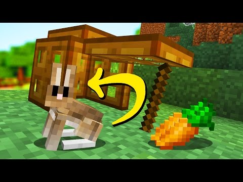 EASY Ways to Make Minecraft Traps (Only One Command)
