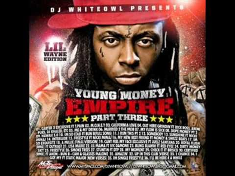 Young Money Lil Wayne Lil Wayne Ft. Tyga - C...