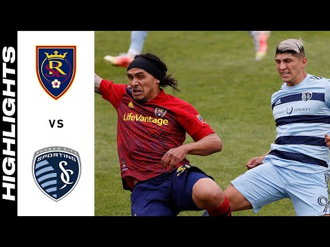 Real Salt Lake Kansas City Goals And Highlights
