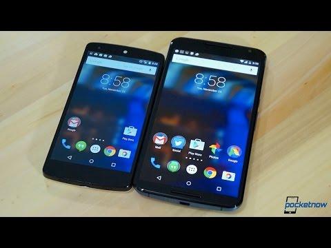 Nexus 6 vs Nexus 5: It's All In How You Buy It | Pocketnow