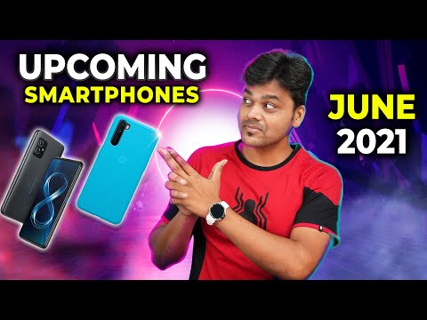Top 5+ Best Upcoming Mobile Phone Launches 🔥🔥🔥 JUNE 2021 வேற லெவல் Mobile Coming...