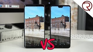 Huawei P20 Pro VS Samsung Galaxy S9+ CAMERA COMPARISON