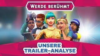Die Sims 4: Werde Berühmt angekündigt | kompakte Traileranalyse | sims-blog.de