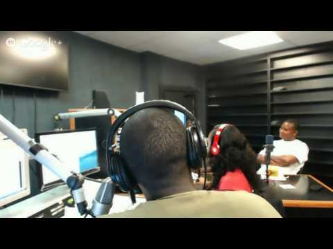 Grassroot Developent Initiative (GDI) River State live on the Morning Cross Fire with MaryAnn and...